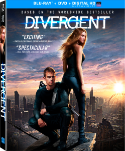 DivergentBluray