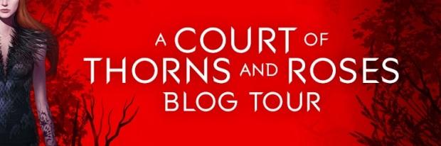 ACOTAR blog tour banner