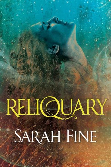 Reliquary Cover